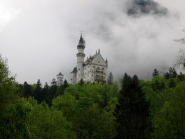 Neuschwanstein by DevastationStudios