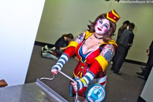 Rhode Island Comic Con 2014 - Mad Moxxi(PS) 06 by VideoGameStupid