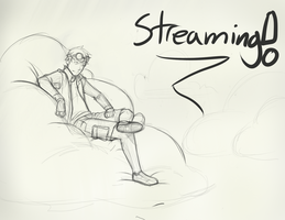 Sitting Clouds(stream over) by devpose