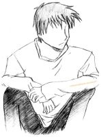 Kyo Sohma by collapsingdream