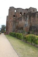 Kenilworth Castle 9 by Tasastock