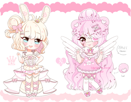 Collab Adopts with Valy by Bonelo
