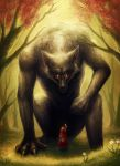 Little Red Riding Hood by sanguisGelidus