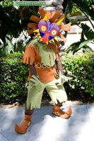 Majora's Mask by TheMaskMaker