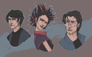 heads up - mortal instruments by Awkwardly-Social