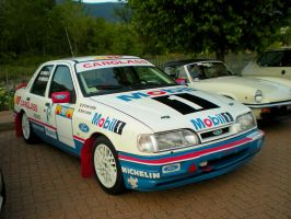 Ford Sierra Cosworth '89 mkII by franco-roccia