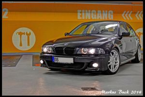 BMW E39 by HobbyFotograf
