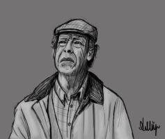 Walter Bishop by Ambair