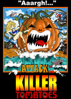Attack of the Killer PUMPKINS by Tailored-Phoenix