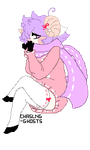 [trade] dainty ram child by CHASlNG-GHOSTS