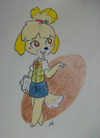 Isabelle by swiftcutter