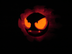 Gastly Pumpkin: Lit Up by Bropius