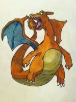 Charizard by TB8S