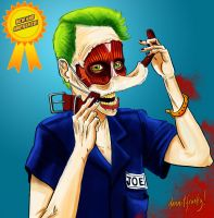 Joker: New and Improved by FrankyPlata