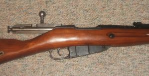 Mosin Nagant M91/30 Right Side- action opened by stopsigndrawer81