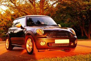New MINI Cooper by Gerard1972