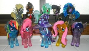 Funko Vinyl Collectible Glitter Pony Collection by AquaticNeon