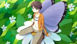 00 Butterfly speed by BOMB4Y