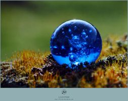 Glass Globe 2 by LilyStox