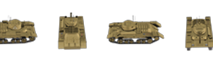 Defense 1942 - Tank 1 by IGMaster