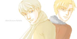Hetalia- Cold War by Mannanan