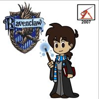 Me - Ravenclaw by Delta-Kaoz