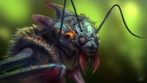 Insect by Dinhosaur