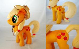 Applejack - new pattern! by PlanetPlush