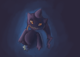 Banette by jayuu