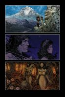 barbarian comic page 02 by LiamSharp