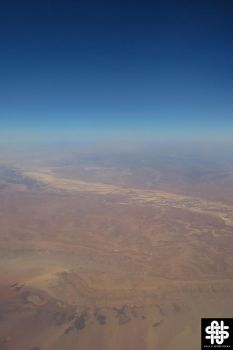 Above the Desert Kingdom -  Travel to North Africa by nellasgraphics