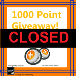 HUGE Summer Point Giveaway! [CLOSED] by DonateToE4E