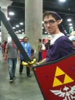 Anime Expo 2012 Vio by Fainting-Ostrich