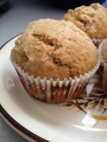 Apple Cinnamon Muffins by TheSkyWeepsAtNight