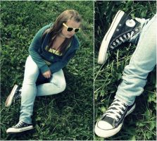 Converse Chucks by ImYourPassion