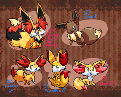 PKMNation :: FateXRin Clutch -ON HOLD- by FENNEKlNS