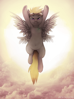 flying high by Imalou