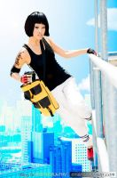 Mirror's Edge Cosplay 03 by Benny-Lee