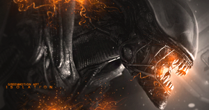 Alien Isolation by GreenMotion