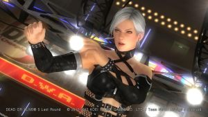DEAD OR ALIVE 5 Last Round Christie33 by aponyan