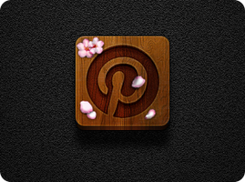 Pinterest Alt for Jaku theme on iOS and Android by iGeriya