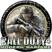 COD 4 Dock Icon 2 by WarrioTOX