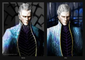 Vergil comparison by Ludjia