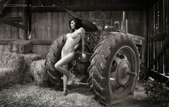 Farmers Daughter by GWBurns