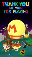 Super Mario World: An Alternate World by The-PaperNES-Guy