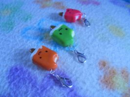 Ice cream charms by milacek