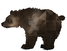 Drew- The Brown Bear by Boochkin