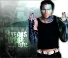 Jeff Hardy returns. by arodhbe