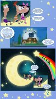 PnF- For Isabella's smile pag 2/2 by RJolih-99