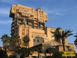 Tower of Terror by unknowninspiration